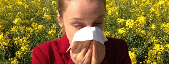 allergy problems